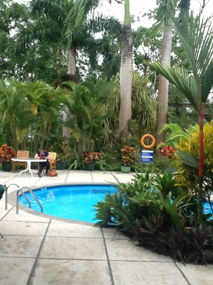 Hotel Turire Pool