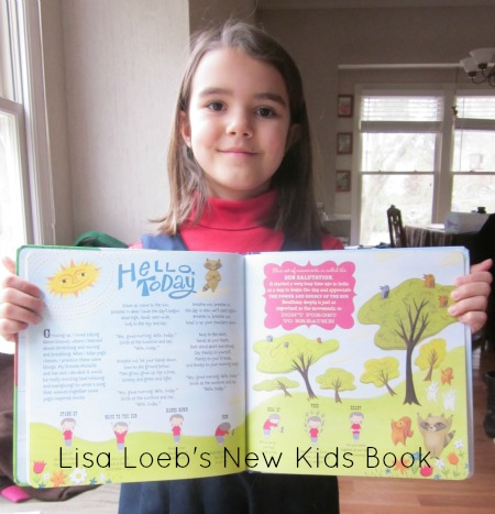 Inside Lisa Loeb Kids Book