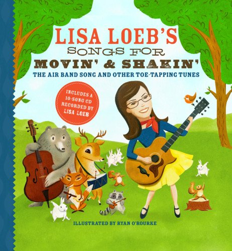 Lisa Loeb book// Family Focus Blog