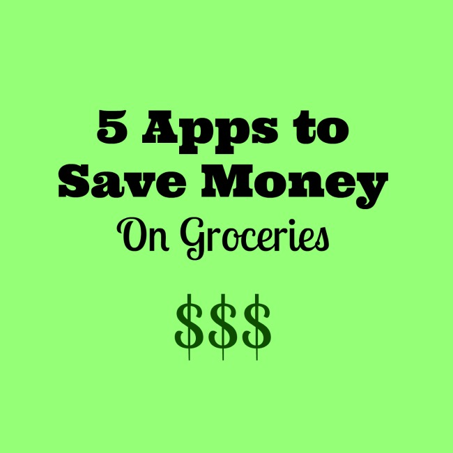 5 Apps to Save Money On Groceries