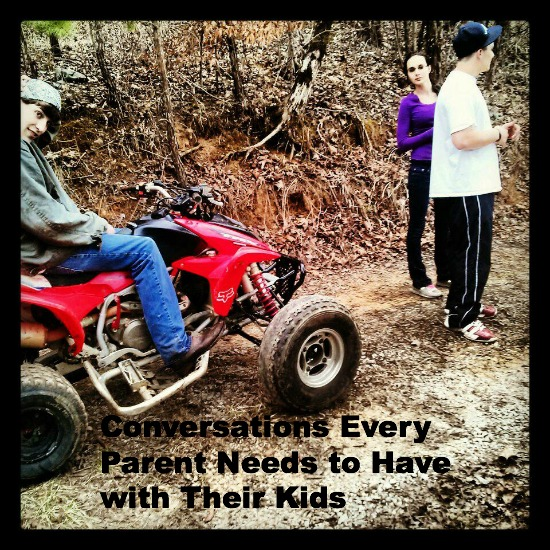 5 Conversations Every Parent Needs to Have with Their Children / Family Focus Blog