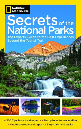 Secrets of the national parks book