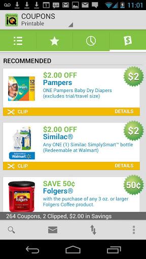 money saving apps- grocery iq app / Family Focus Blog