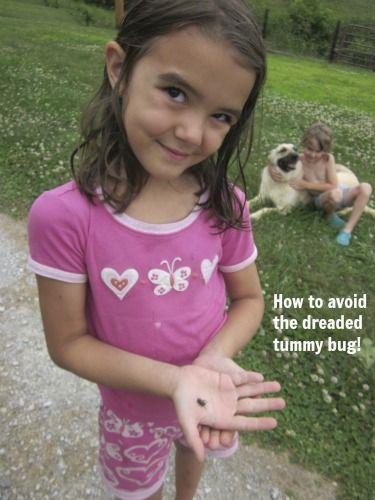how to avoid the dreaded tummy bug / Family Focus Blog