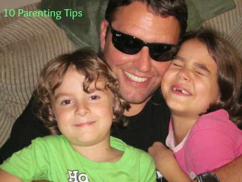 10 parenting tips / Family Focus Blog