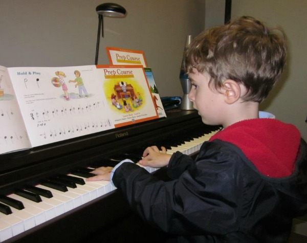 Five Activities for the Non Athletic Child