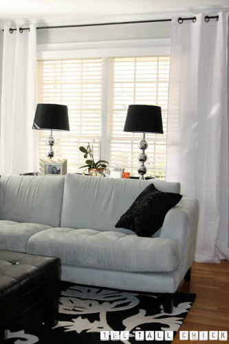 Electrical Conduit Curtain Rod