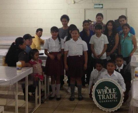 Fair Trade Scholarship Recipients