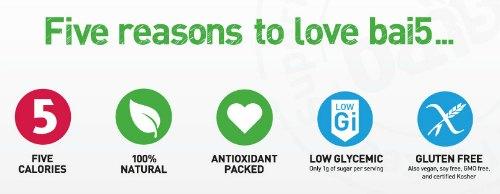 5 reasons to love bai5