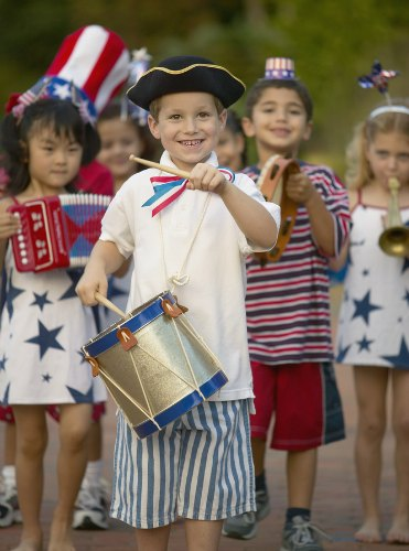 Teach Kids About Independence Day
