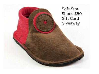 soft star shoes giveaway