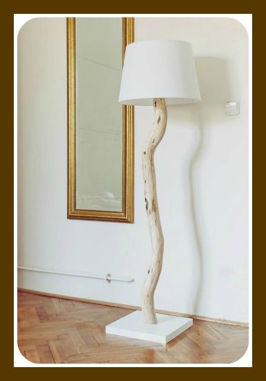 Diy Tree Branch Lamp