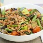 Chilled Grilled Veggie Tuna Salad Recipe