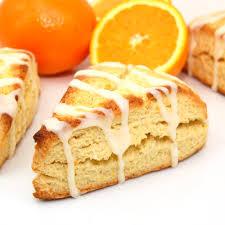 orange scones recipe