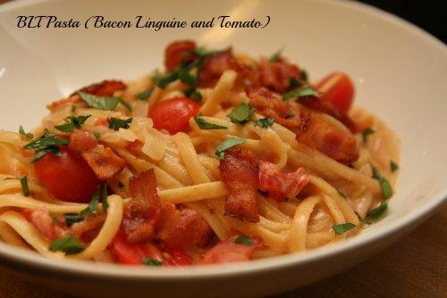 ... linguine linguine puttanesca with chickpeas blt linguine recipe blt