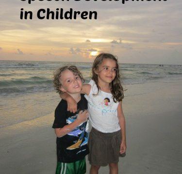 How to Promote Speech Development in Children