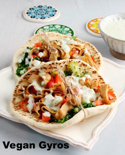 Vegan Gyros recipe