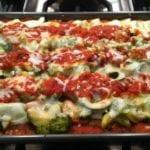 Vegetable Quinoa Lasagna Recipe