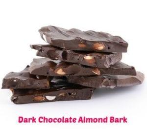 Dark Chocolate Almond Bark Recipe