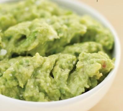 Quick Avocado Edamame Bean Dip Recipe