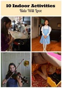 10 Fun Indoor Activities Kids Will Love