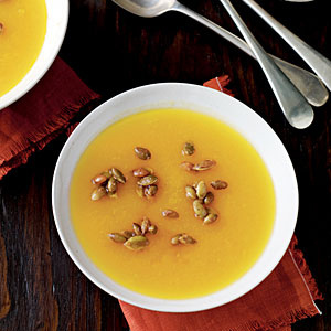 Heirloom Luxury Pie Pumpkin Soup