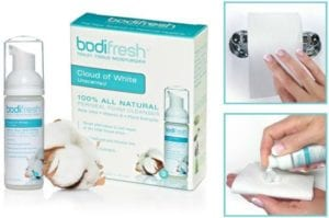 """Flushable Wipes"" not such a good idea- Bodifresh® -An eco- friendly Solution"