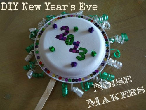 DIYNewYearsEveNoiseMakers Craft