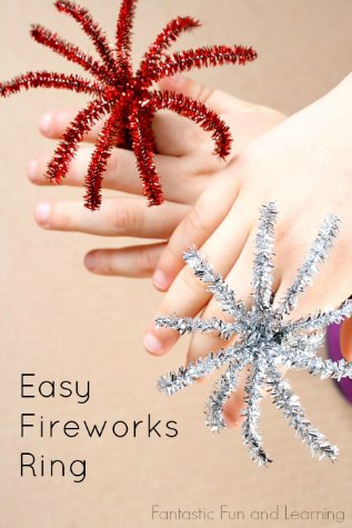 Easy-Fireworks-Ring-Craft-