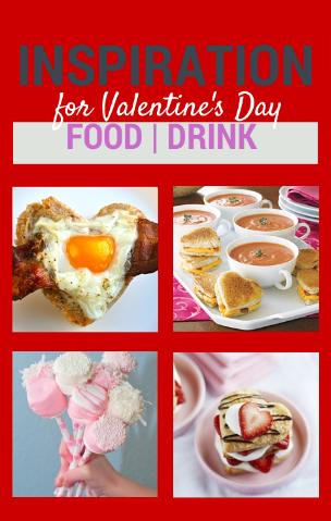 pinterest valentines day food