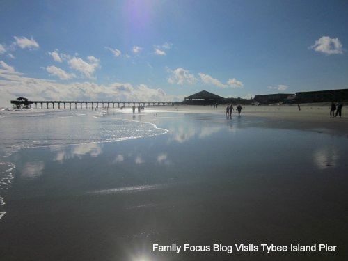 Tybee island family vacation family focus blog for Tybee island fishing pier