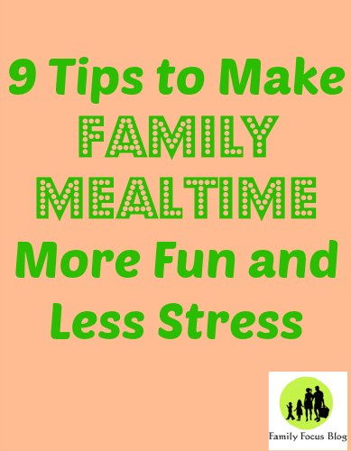family mealtime tips