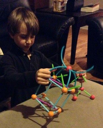 kids geometry set review