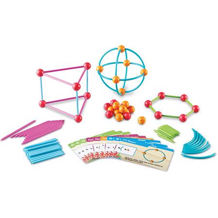 kids geometry set contents