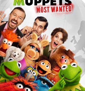 Muppets Most Wanted Review and Activity Sheets