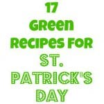 17 Naturally Green Recipes for St. Patrick's Day
