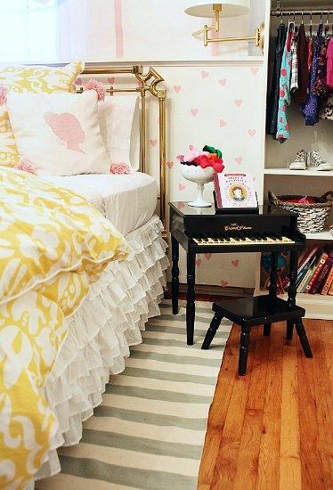 little lady kids room