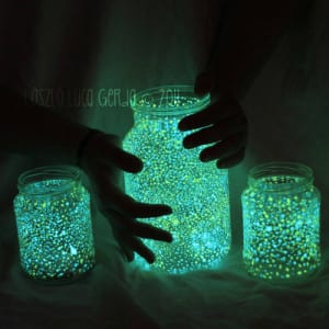 GlowJars summer activities for kids
