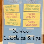 Backpacking and Outdoor Guidelines And Tips