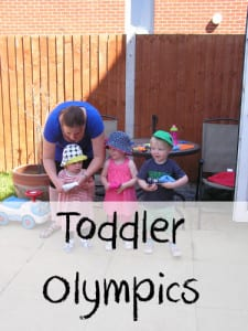 Olympic Games summer activities for kids