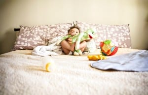 Space Saving Tips For Bringing Baby Home