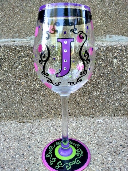 Decorative Wine Glasses 2 Fun Diy Methods For How To Decorate Wine