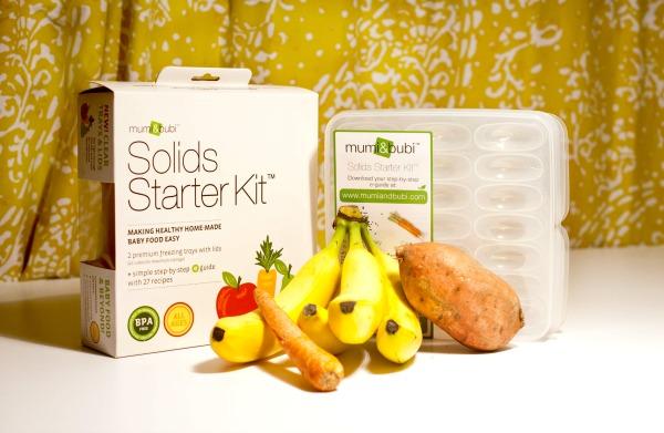 Mumi&Bubi Solids Starter Kit