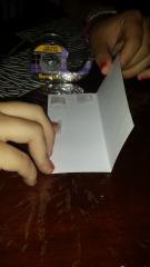 Chore Card taping