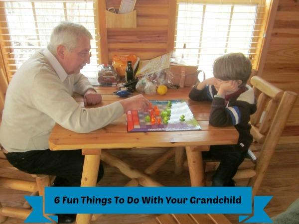 Fun Things Grandparents