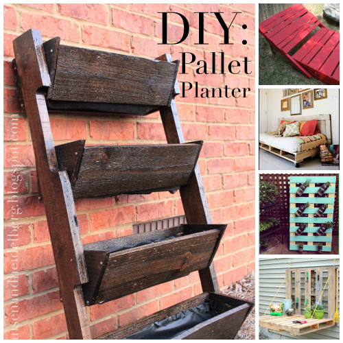 5 DIY Pallet Trends To Try This Summer Family Focus Blog