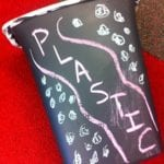 Make Recycling Fun with Chalkboard Paint Project