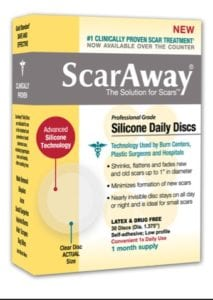 ScarAway Review and Giveaway