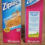 Ziploc® Bags Are Recyclable
