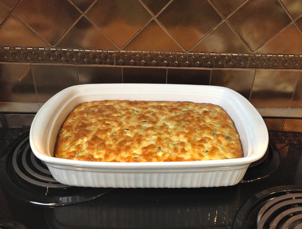 zucchini pie recipe aka zucchini casserole